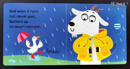 ruchoma książeczka dla dzieci