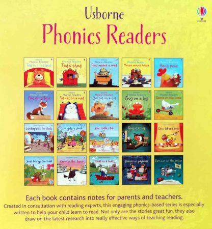readersy dla dzieci usborne