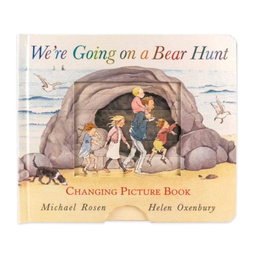idziemy na niedźwiedzia książka dla dzieci