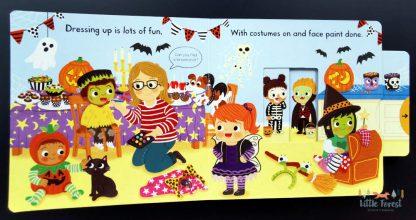 pomysły na zajęcia angielskiego halloween