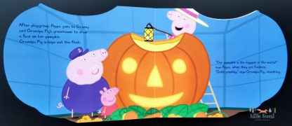 świnka peppa halloween