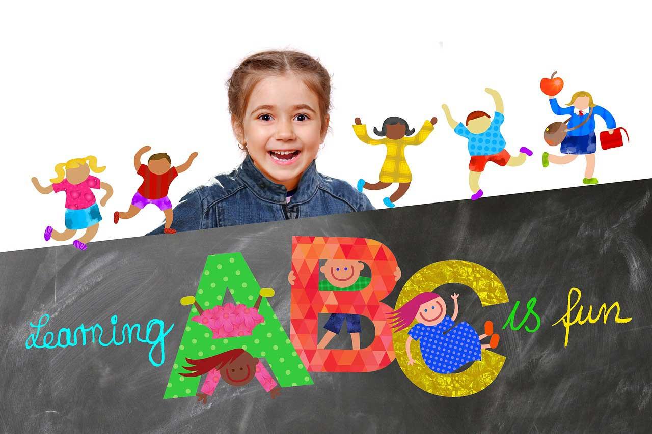 Angielski w przedszkolu - pomysły na zabawy