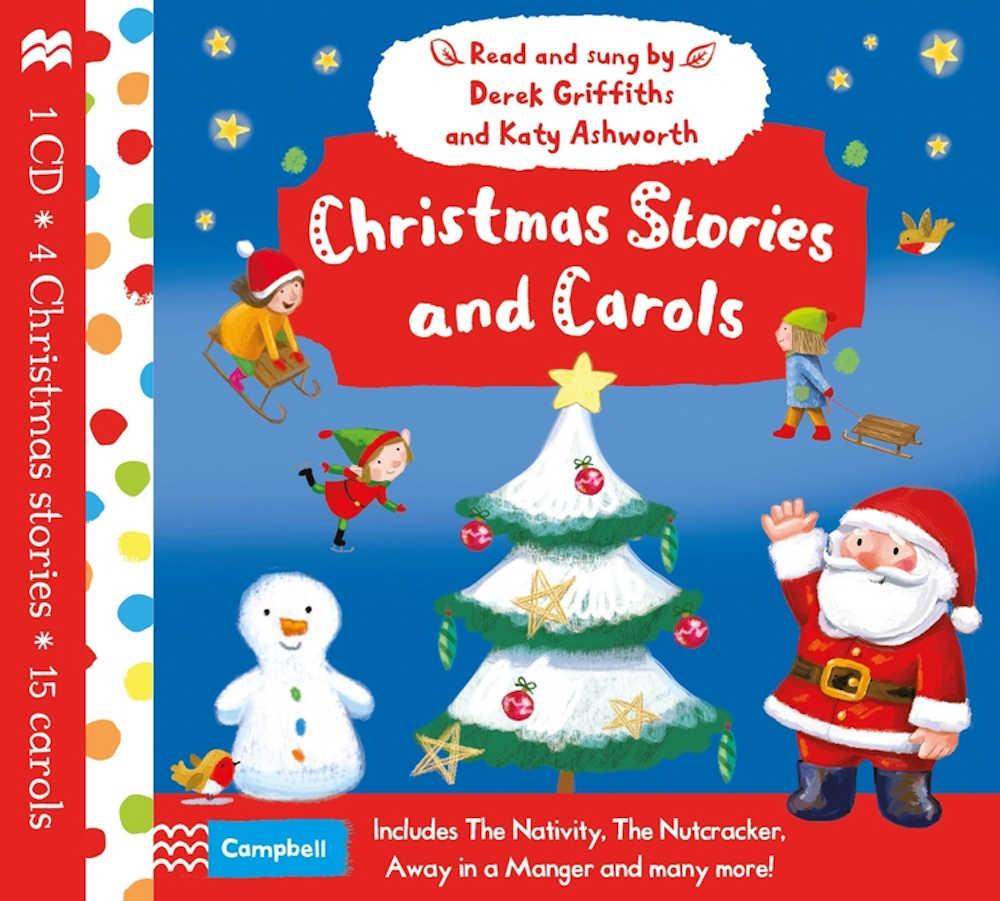 audiobooki świąteczne dla dzieci po angielsku