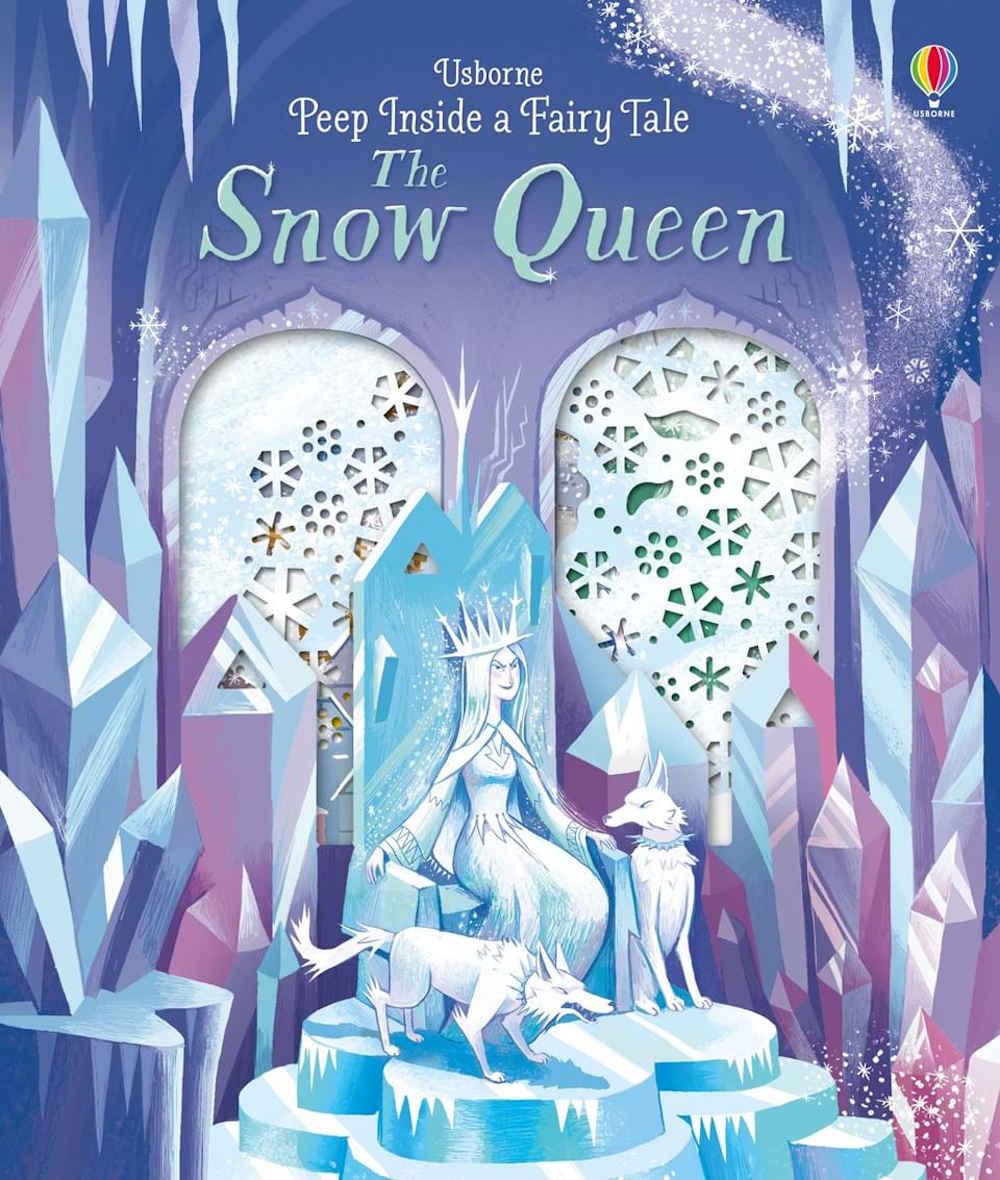 królowa śniegu po angielsku