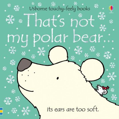 dotykowa książka dla roczniaka i 2 latka usborne