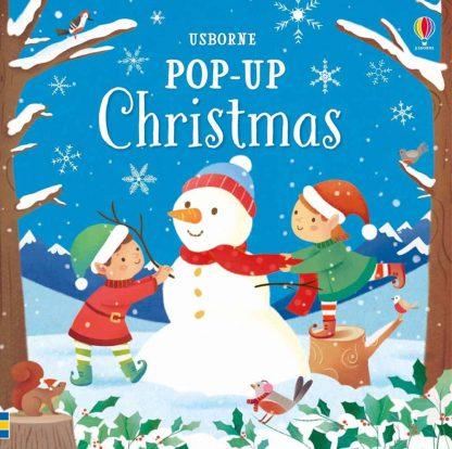 książka 3D na święta dla dzieci