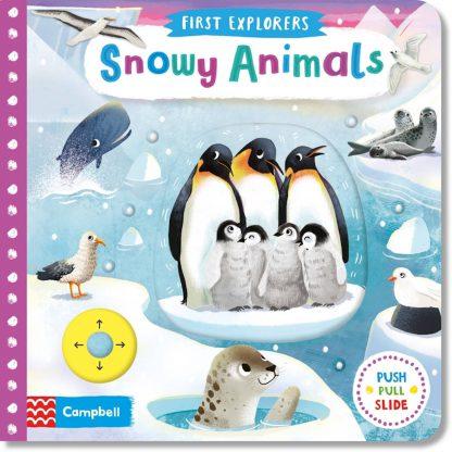 kartonowa książka dla roczniaka i 2 latka
