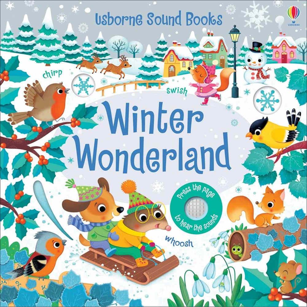 usborne książka dźwiękowa dla dzieci po angielsku