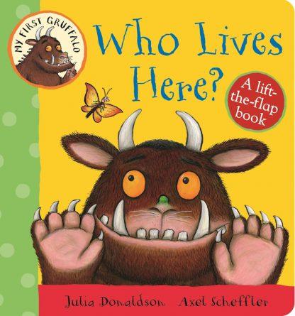 książki o gruffalo julia donaldson