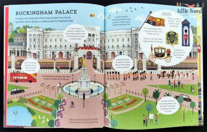 książka o londynie dla dzieci