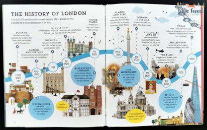 londyn książka dla dzieci po angielsku