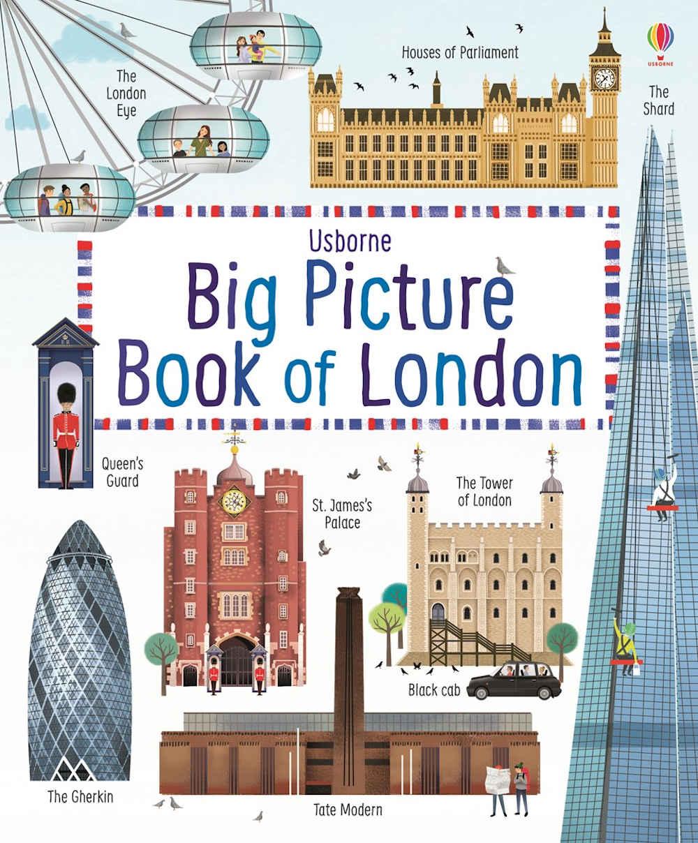 książka o londynie