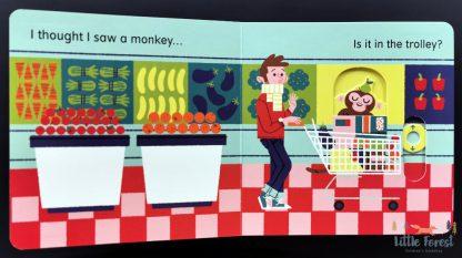 interaktywna książka dla dziecka po angielsku
