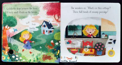 czerwony kapturek ksiązka dźwiękowa po angielsku