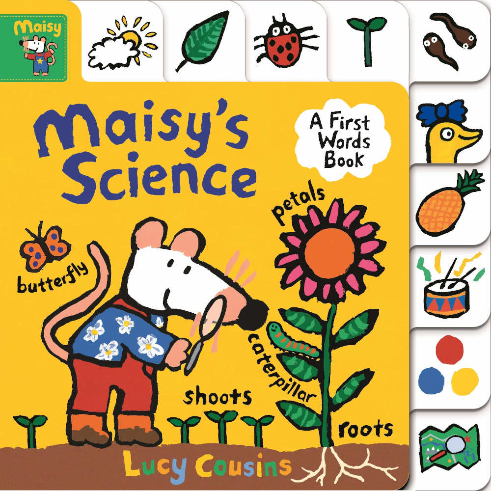 książka dla dzieci po angielsku myszka maisy