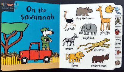 ksiażki dla dzieci o zwierzętach