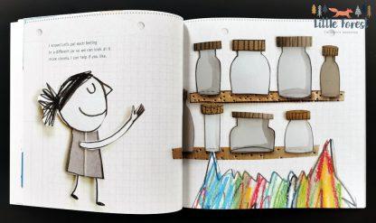 emocje książka dla dzieci po angielsku