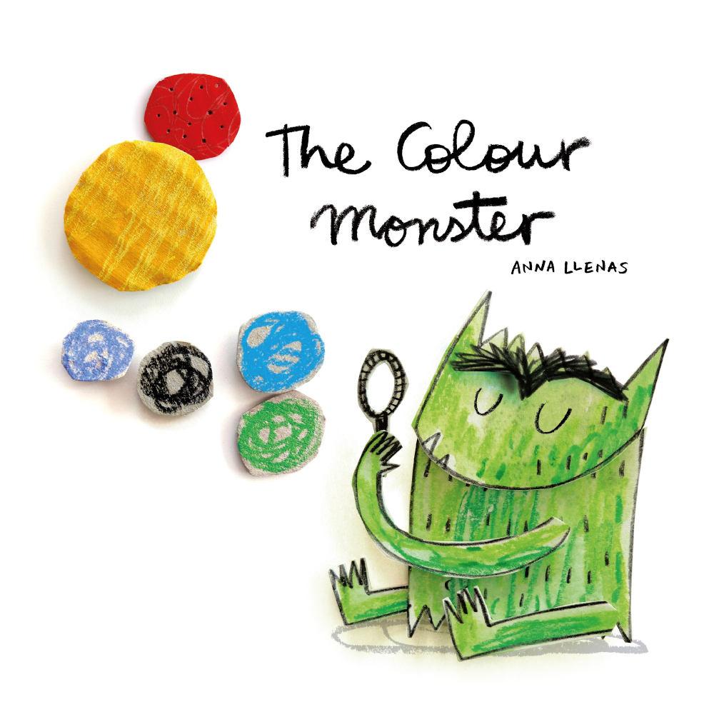 ksiązka do nauki kolorow i emocji po angielsku