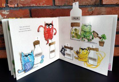 emocje książka dla dzieci