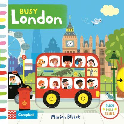 ksiązka o londynie dla najmłodszych po angielsku