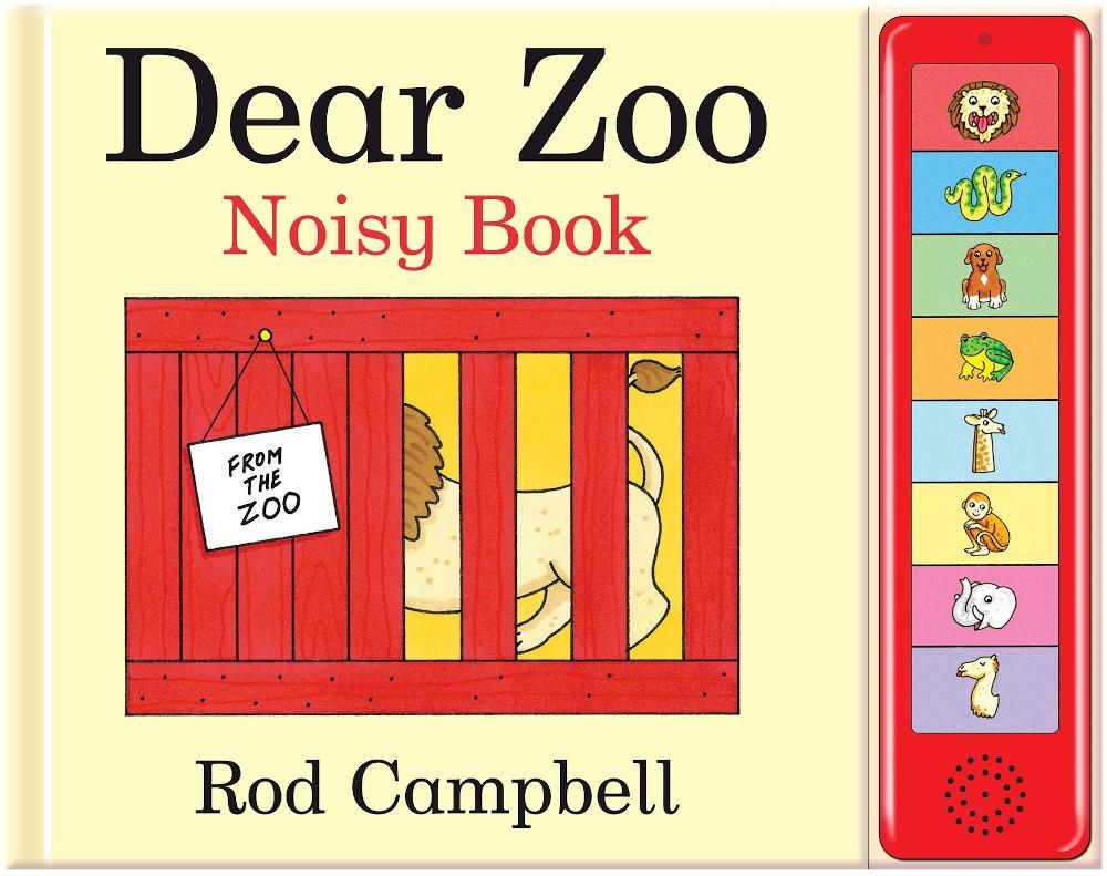 kochane zoo ksiązka dźwiękowa