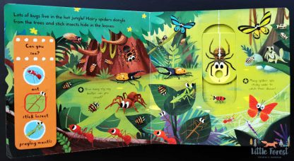 książka dla dzieci po angielsku sensoryczna