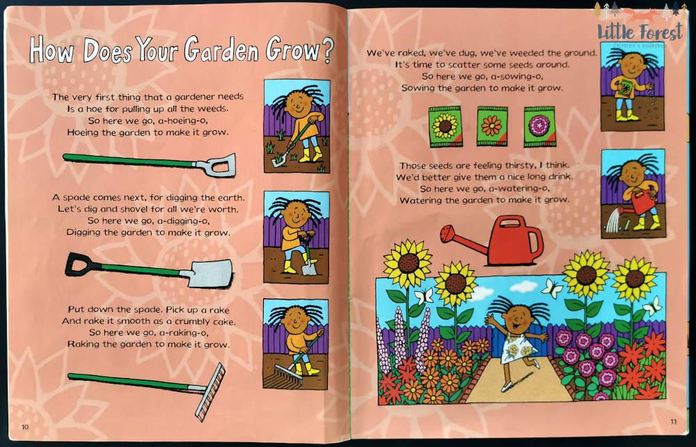 wierszyki po angielsku dla dzieci rymowanki