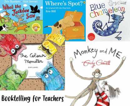 Booktelling for Teachers