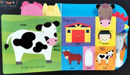 słownik obrazkowy po angielsku dla roczniaka i dwulatka