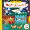 książka dla dzieci zwierzęta nocne sensoryczna po angielsku