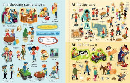 nauka zawodów po angielsku dla dzieci