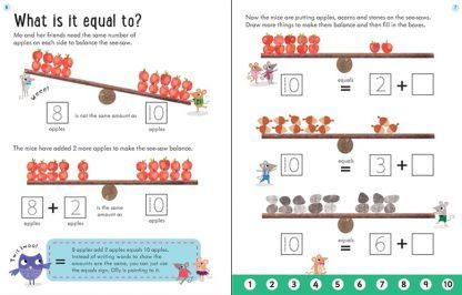 matematyka po angielsku ćwiczenia usborne