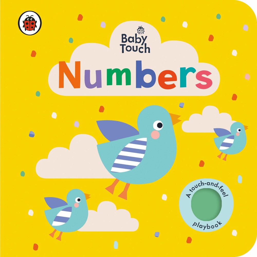 książka sensoryczna pierwsze liczby dla najmłodszych