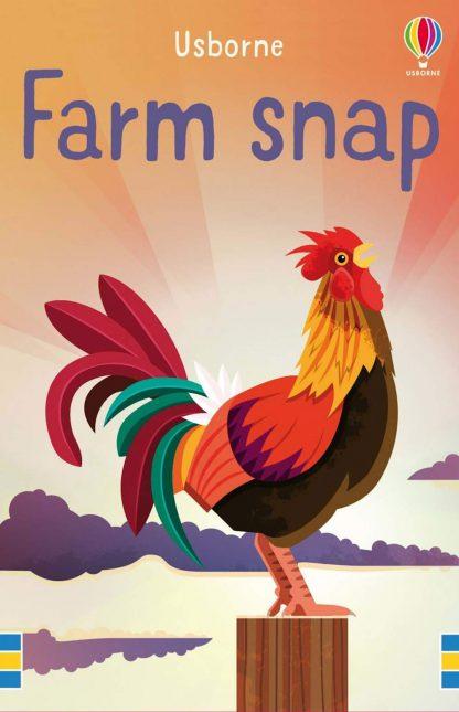 snap karty do gry usborne farma