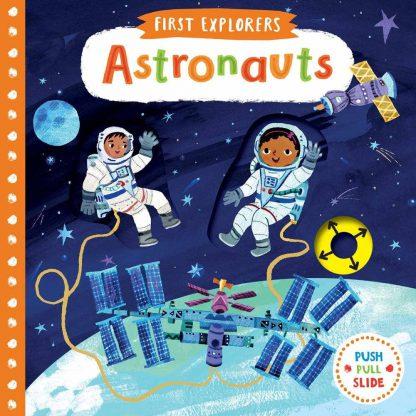 książki kosmos dla 2 latka