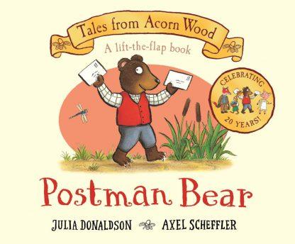 julia donaldson książki