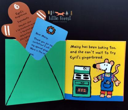 książki dla dzieci po angielski święta mikołaj