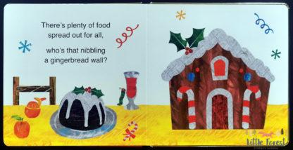 eric carle książki dla dzieci po angielsku na święta mikołajki i boże narodzenie