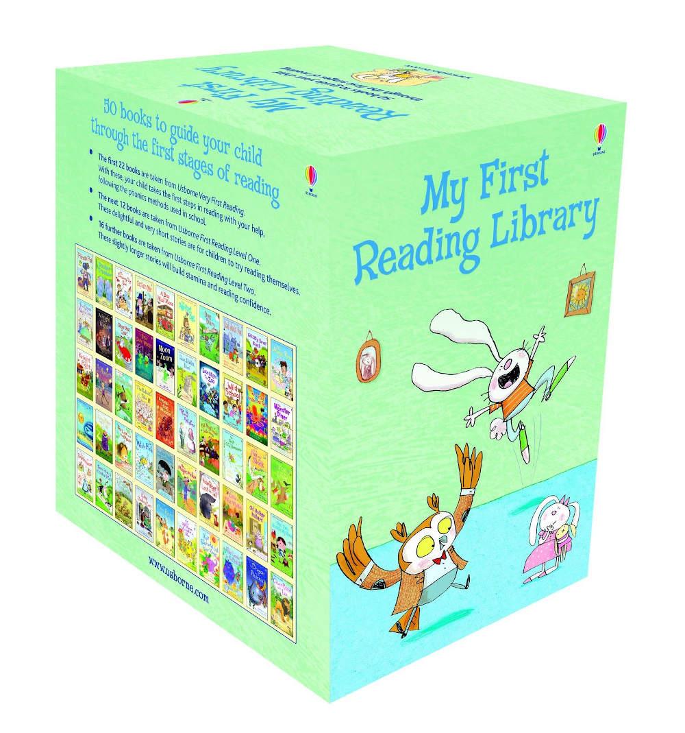 zestaw ksiązki do nauki czytania po angielsku