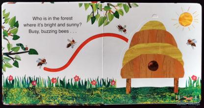 bardzo głodna gąsienica eric carle