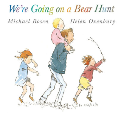 idziemy na niedźwiedzia