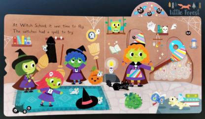 książka dla dzieci halloween po angielsku