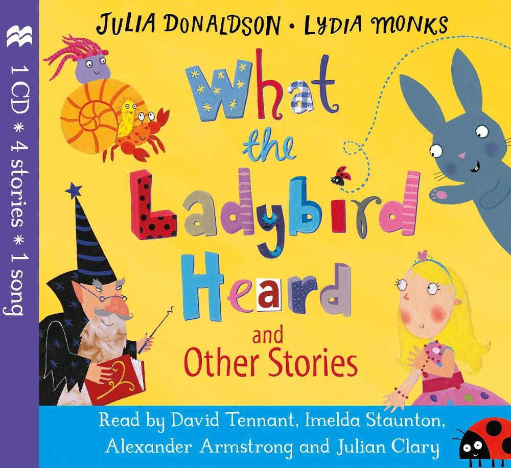audiobook dla dzieci po angielsku julia donaldson