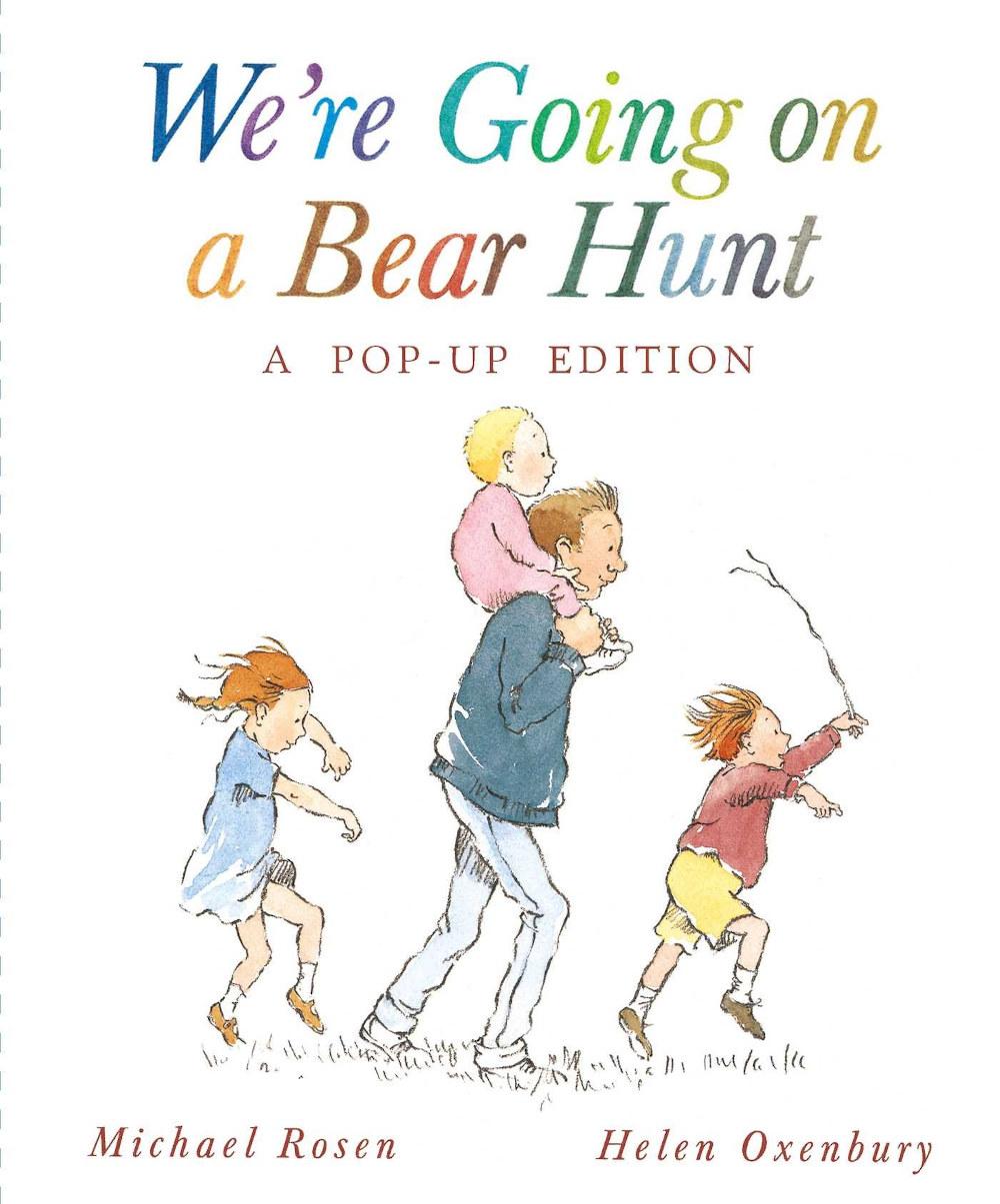 idziemy na niedźwiedzia pop-up