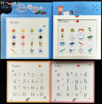 słownik obrazkowy angielki z dźwiękiem lektorem