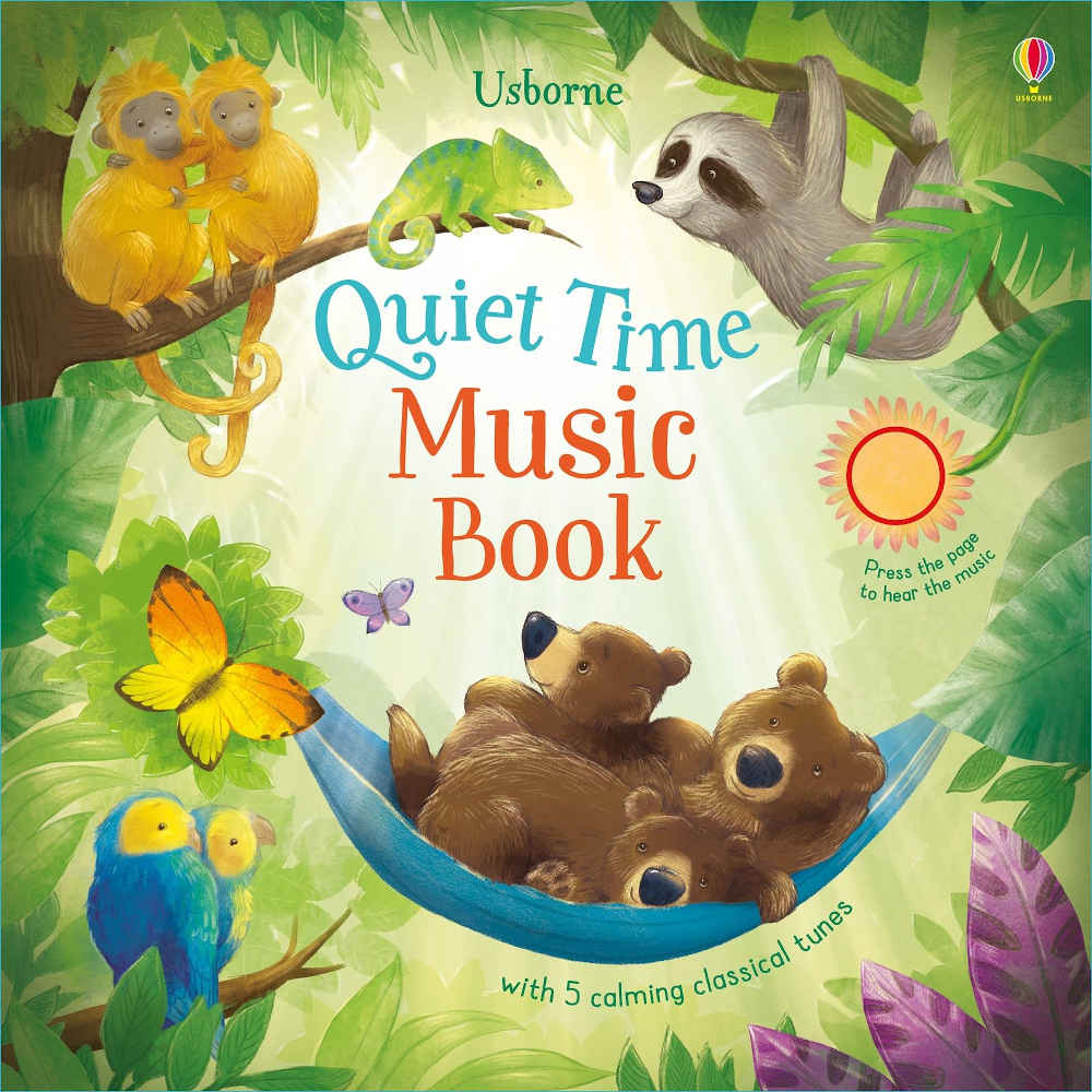 książka dźwiekowa muzyka klasyczna usypianki