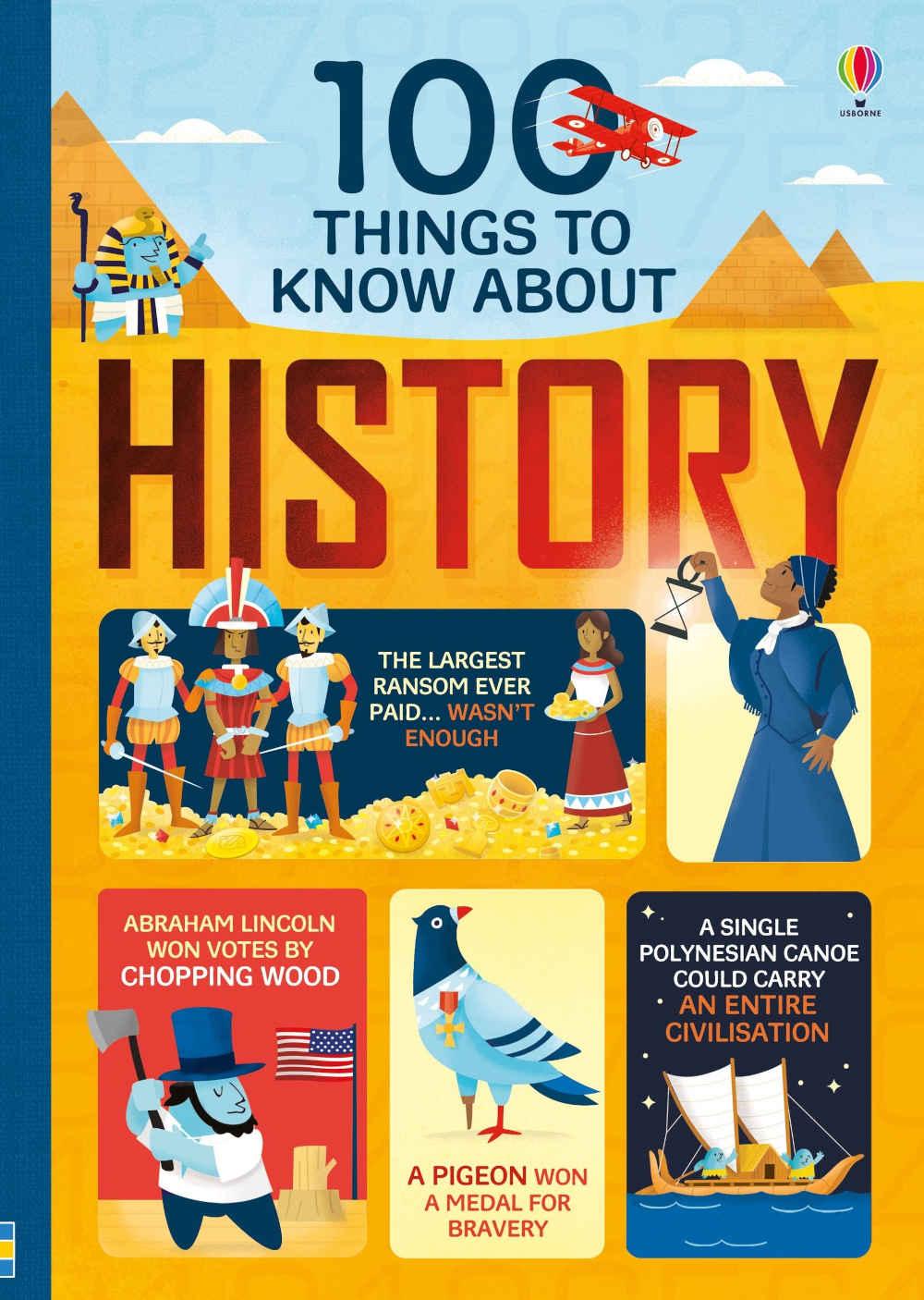 książka edukacyjna historia dla młodzieży po angielsku