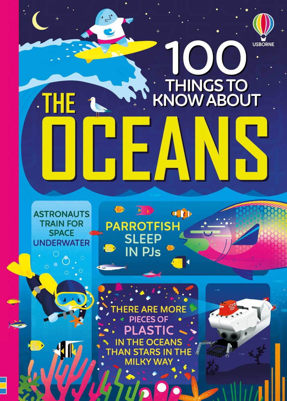 książka morza i oceany po angielsku dla młodzieży