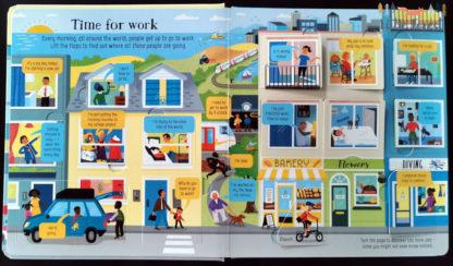 książka o zawodach po angielsku dla dzieci