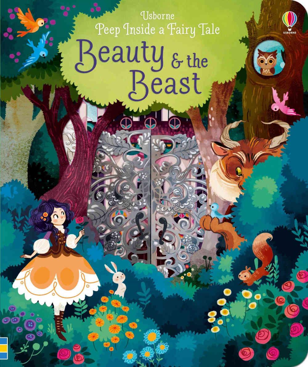 książka Piękna i Bestia po angielsku